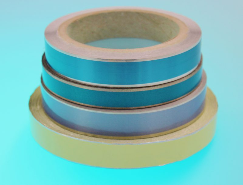 Bake and Peel Tape EMI RFI seals gaskets