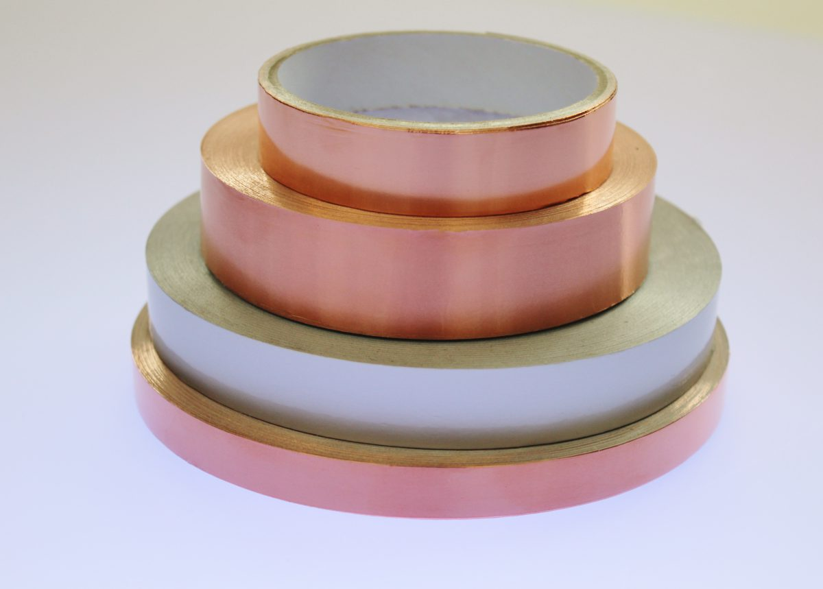 Conductive Foil And Masking Tape EMI RFI Seals Gaskets