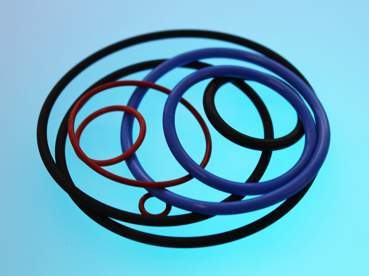 O-Rings EMI RFI seals gaskets