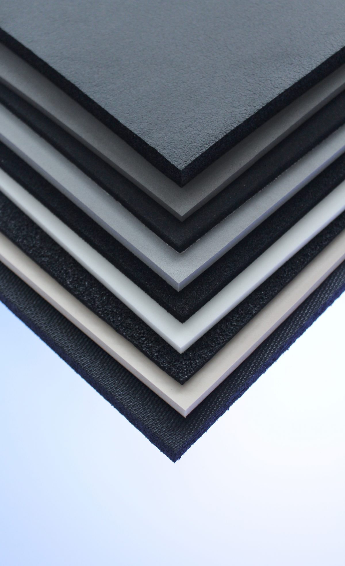 Sponge Foam and Cellular Grades EMI RFI seals gaskets