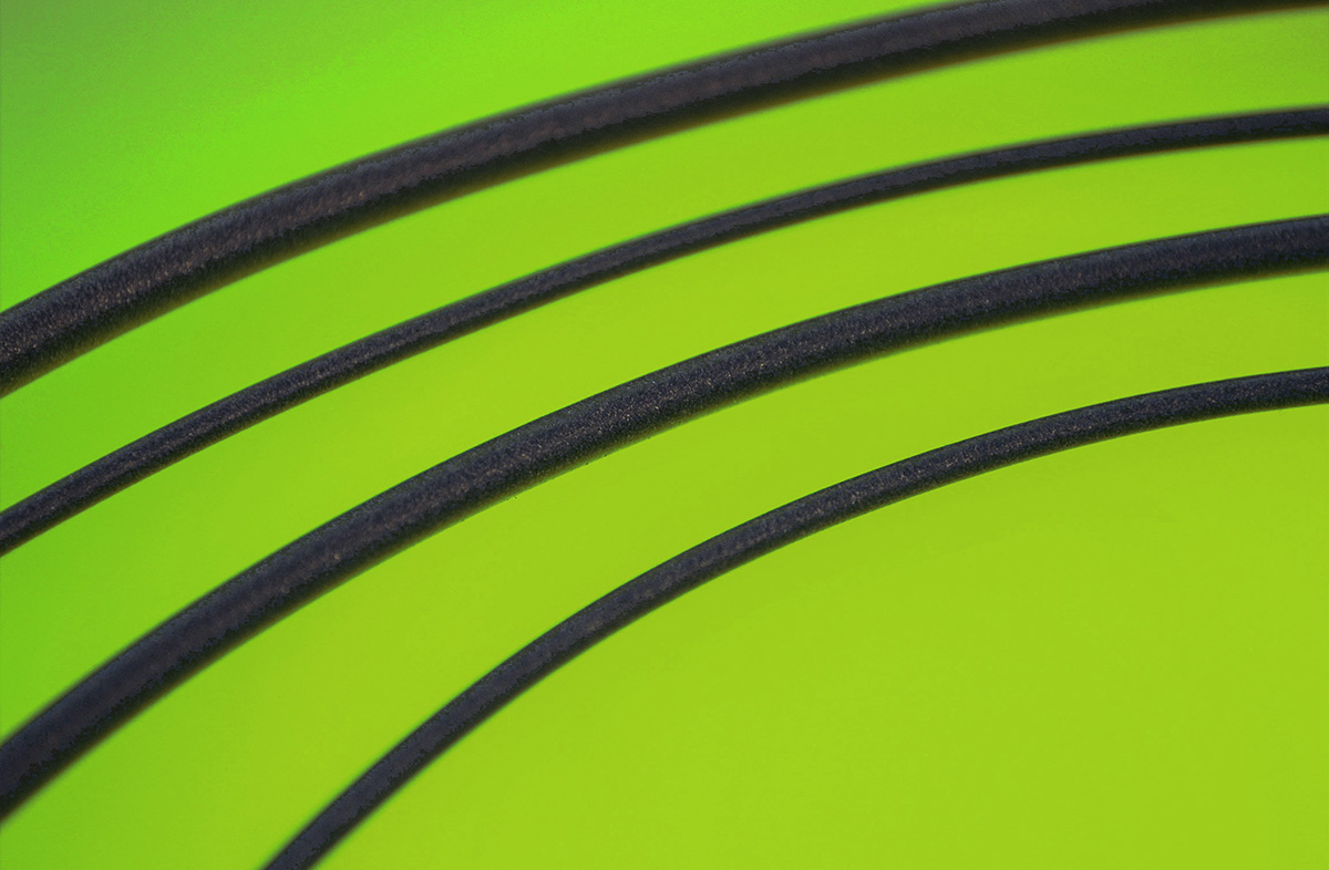 Conductive extrusions EMI RFI seals gaskets