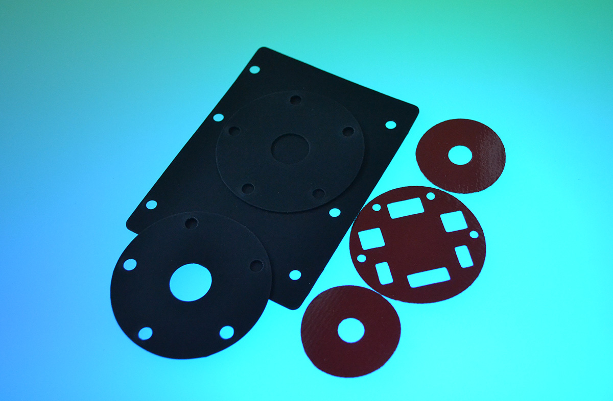 Seal and gasket diaphragm material